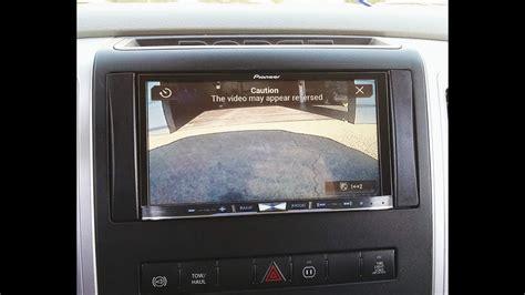 pioneer avicnex carplay wfront    camera