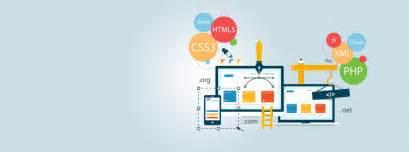 online class software web development services website development clipping