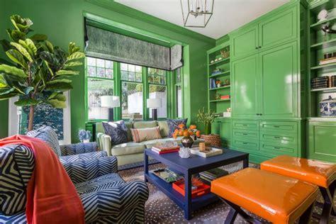 ways  decorate  fern green hgtv