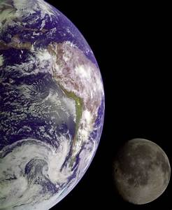 4 theories about how the moon formed | MNN - Mother Nature ...