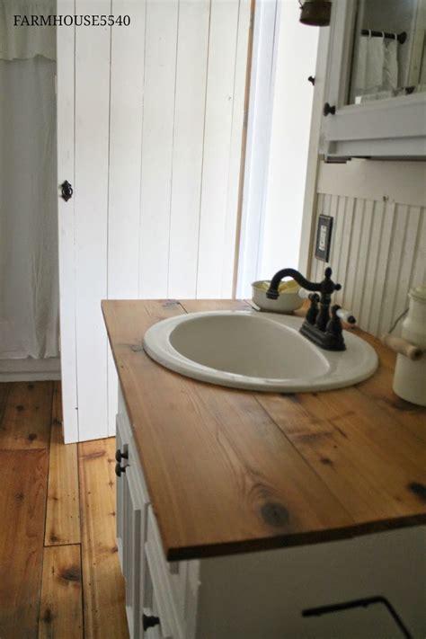 farm style bathroom farmhouse bathroom log cabins pinterest