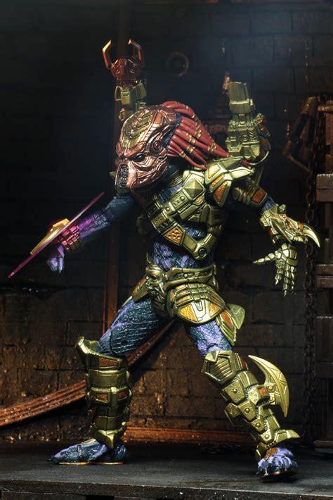 Predator – 7″ Scale Action Figure – Ultimate Lasershot ...