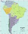 Alternate South America : imaginarymaps