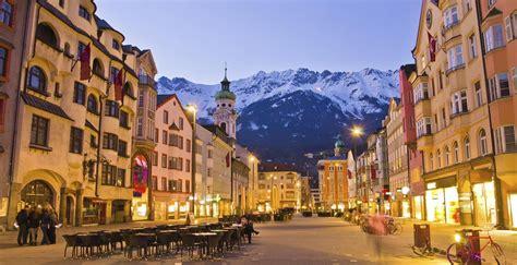innsbruck tirol  vorarlberg vacation travel guide