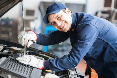 9 Safety Tips For Automotive Work