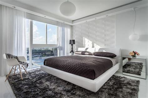deco chambre parentale design bel appartement de vacances au design intérieur moderne