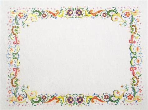 cornici pergamena da stare cornici da stare per pergamene 28 images disegno