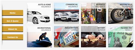 Auto, Rv/motorcycle, Commercial Auto & Business Insurance