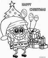 Spongebob Coloring Printable Cool2bkids sketch template