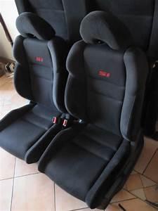 Vendo Butacas Originales Honda Civic Si 2008 Negras