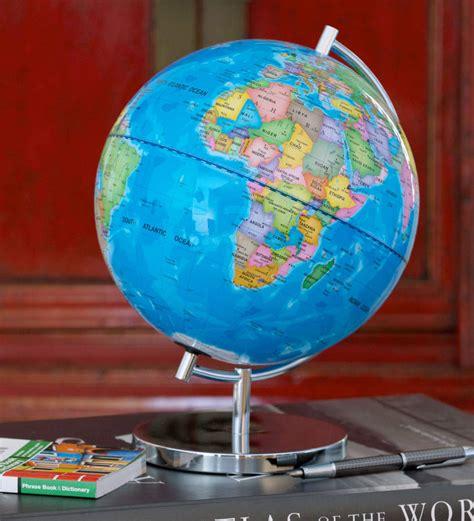 light  globe   world  globee notonthehighstreetcom