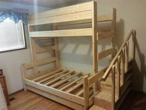 ana white dreamworks custom bunk beds lofts diy