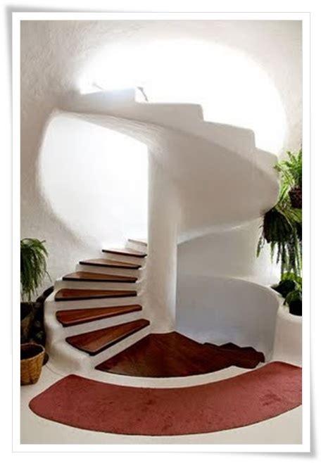 desain tangga  lantai  rumah minimalis  gambar