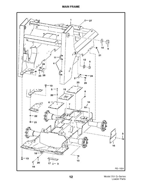 Bobcat 741 Wiring Diagram by Bobcat Sweeper Parts Diagram Box Downloaddescargar