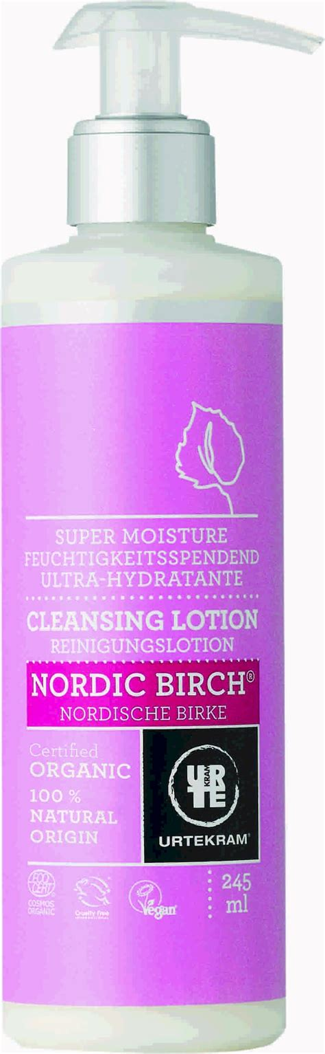 Nordic birch cleansing lotion