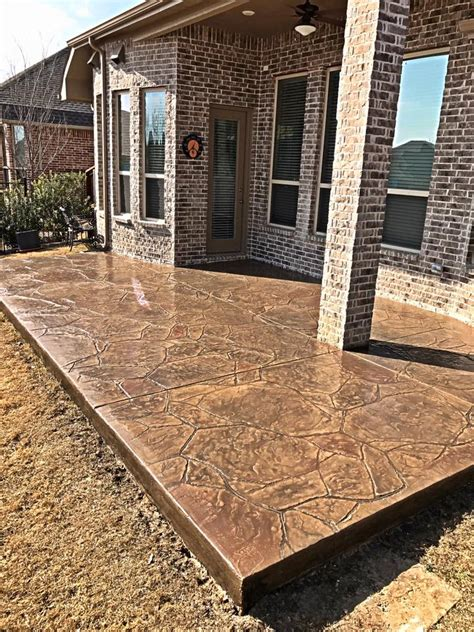 Patio Pictures by Sted Concrete Patio Remodeling Contractor Complete