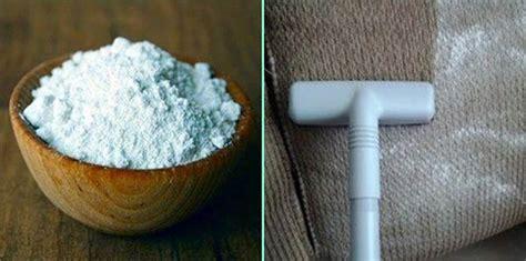 comment nettoyer un canapé en tissus nettoyer un canape en tissu avec du bicarbonate de soude