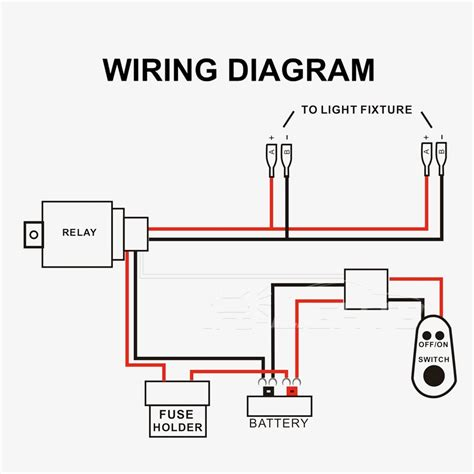 led light wiring diagram with switch wiring diagram with