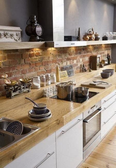 kitchen countertops tile 25 best ideas about exposed brick kitchen on 1021