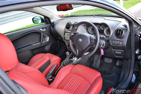 alfa romeo mito interior johnywheels