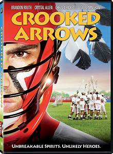 Crooked Arrows DVD Release Date October 23, 2012