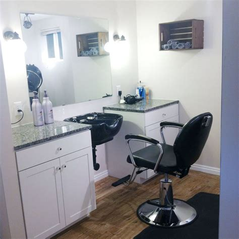 Decorating Ideas Salon Station by Pallet Furniture Ideas For A Hair Salon Ideas About Salon