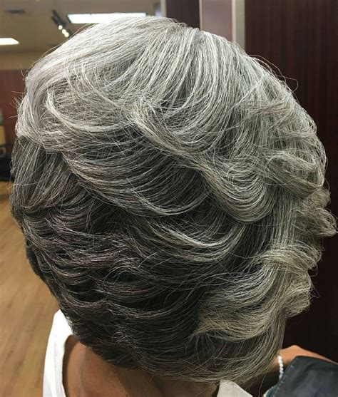 Pin By Beverly Cunningham On Hair In 2019 Grey Hair