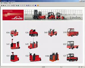 Linde Fork Lift Truck Spare Parts   Repair 2012 Full