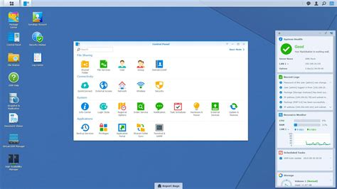 A Quick Look At Synology's Dsm 6.0, Ds716+ Nas & Rt1900ac
