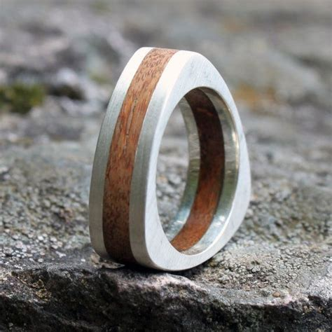 items similar to mens womens ring wedding band in