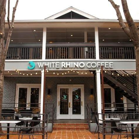 Coffee & tea, coffee, tea. White Rhino Coffee adds new Uptown location to its pack ...