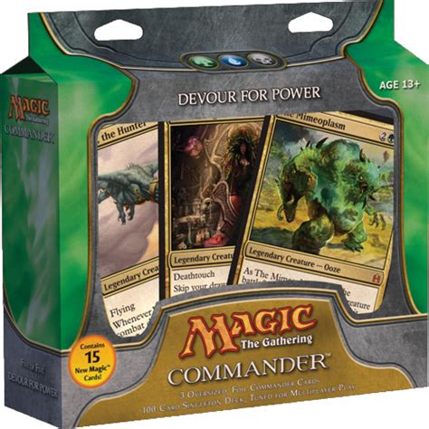 Mtg Deck Tips by All Geeks Rejoice Magic The Gathering Commander Deck