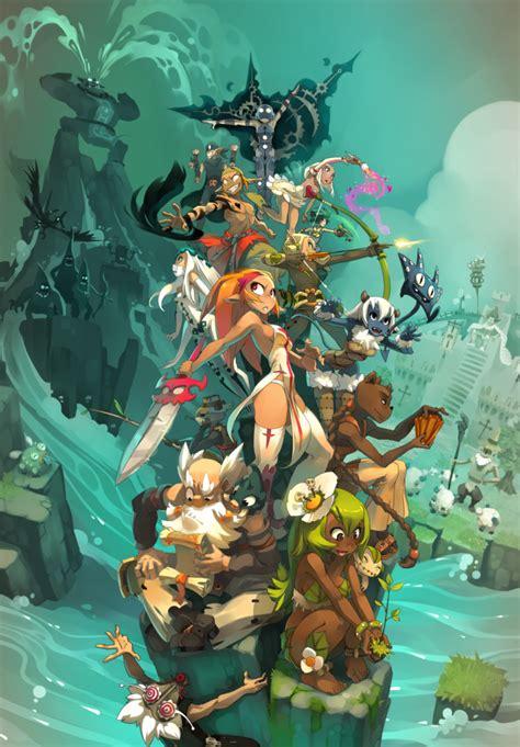 Anime Wallpaper 2d - artwork digital wakfu digital 2d