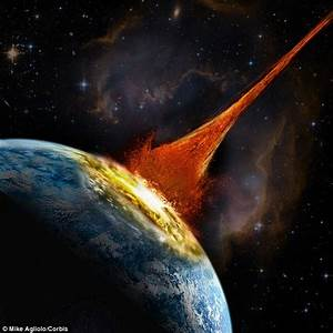 Meteors Hitting Early Earth | www.imgkid.com - The Image ...