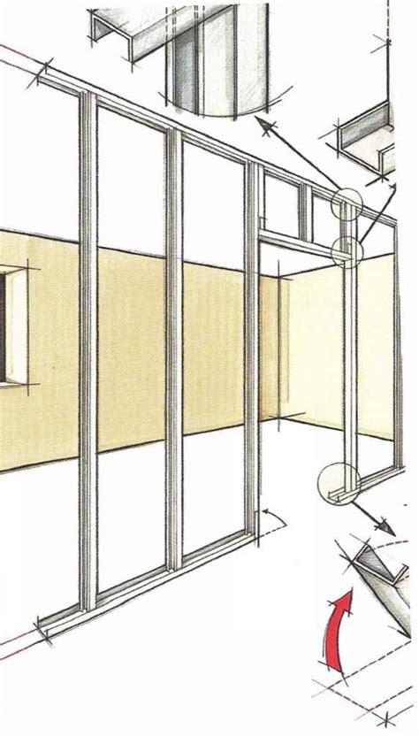 struttura per cartongesso soffitto montaggio cartongesso a soffitto 28 images 187
