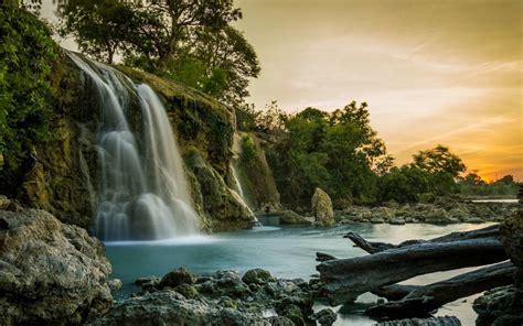 wisata air terjun toroan  penuh legenda juni  travelspromo