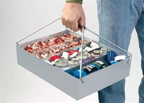 carry  trays  rack american van