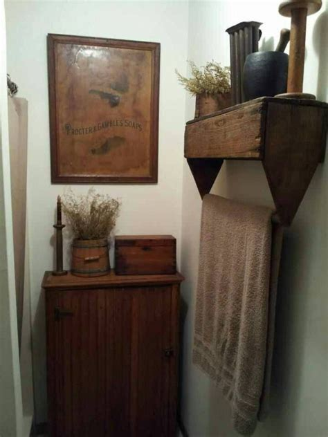 Primitive Bathroom Wall Decor by 20 Of The Best Upcycled Furniture Ideas Kitchen