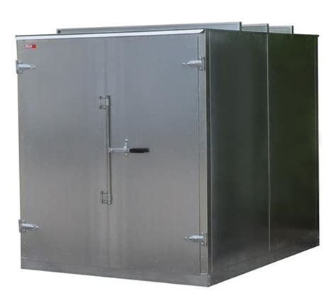 """Modular Container System 75""""  Triple *special* Steel"""