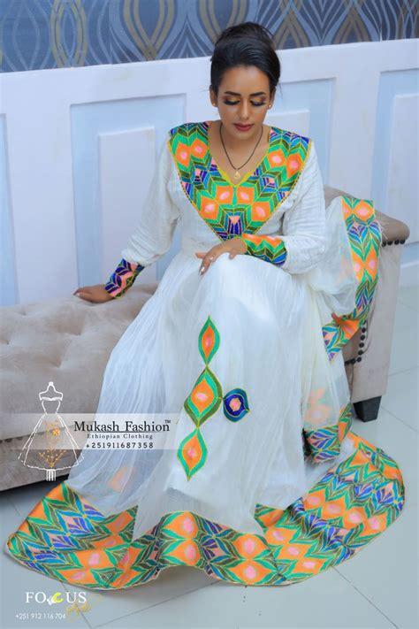 Ethiopian wedding traditional dress | Ethiopian wedding