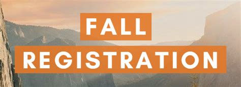 fall natural sciences advising