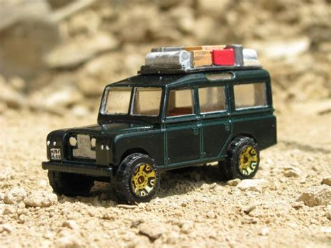 matchbox land rover custom matchbox lesney land rover safari custom
