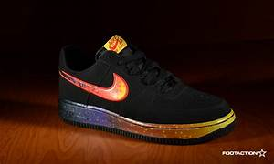 """Nike Air Force 1 Low """"Asteroid""""Footaction Star Club"""