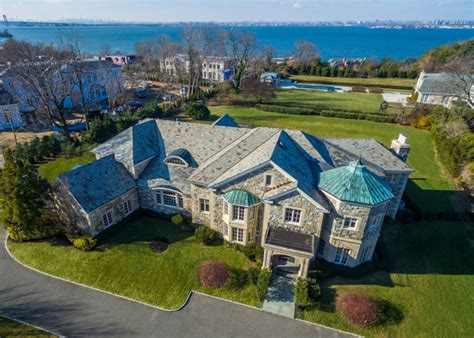 square foot european inspired stone mansion  kings point ny homes   rich