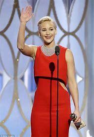Jennifer Lawrence Awards