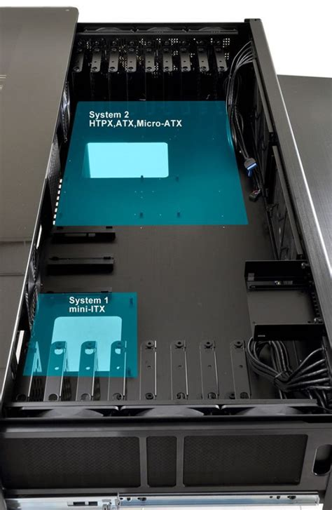 boitier bureau computex 2014 lian li dk02 on agrandit le bureau et on