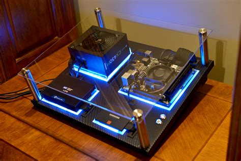 pc case lighting guide gallery of an awesome wall mounted custom pc with