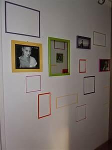 peinture murale un couloir colore et lumineux un jour With couleur de peinture pour une entree 8 comment faire entrer le rose dans un espace de vie