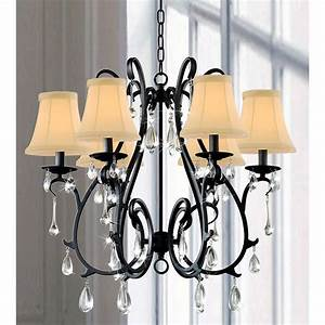 Lowes chandelier light covers : Chandelier inspiring iron and crystal chandeliers french
