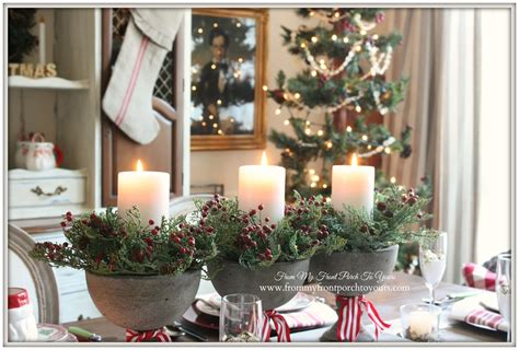 from my front porch to yours french farmhouse diy kitchen cottage farmhouse christmas dining room fox hollow cottage
